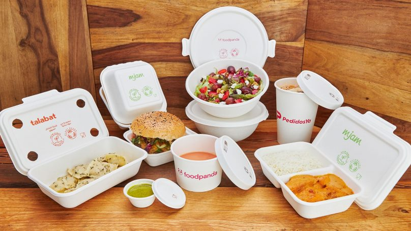 Delivery Hero to launch sustainable packaging program worldwide
