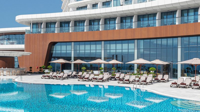 RAK hosts Hampton by Hilton's largest property in the world
