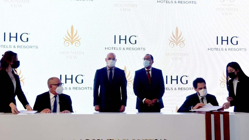 IHG Hotels & Resorts debuts Hotel Indigo in Egypt with a four-hotel agreement