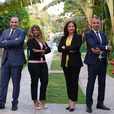 New commercial team leaders join Hilton Cairo Heliopolis