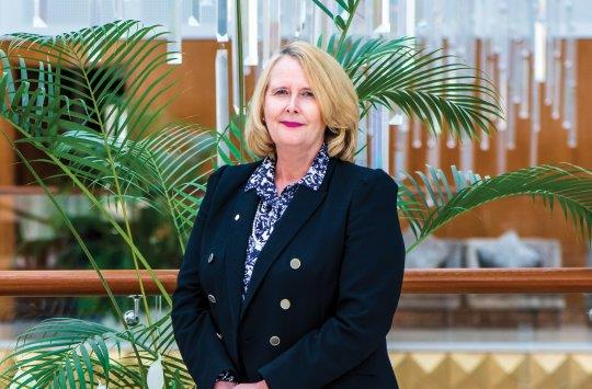 New GM joins InterContinental Doha The City