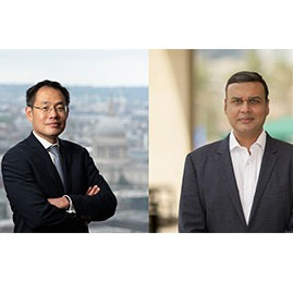 Two key regional appointments at Shangri-La Group