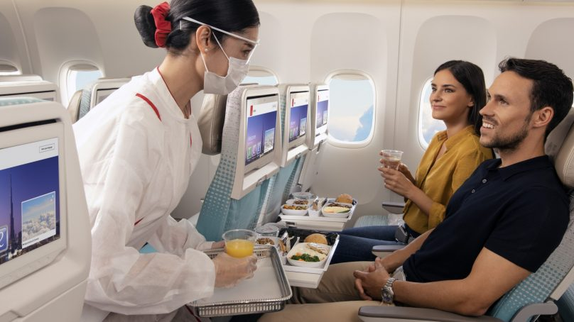 In-flight catering services to reach USD 21B by 2027