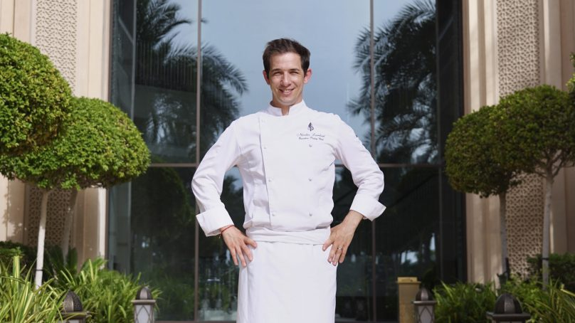 The French touch with chef Nicolas Lambert