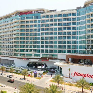 Ras Al Khaimah welcomes world's largest Hampton by Hilton