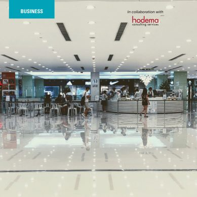 The future role of malls in the Middle East