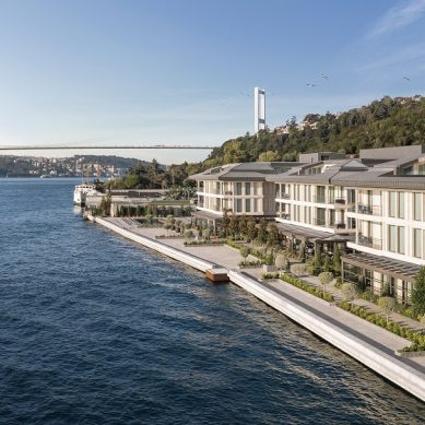 Mandarin Oriental opens a new resort in Istanbul