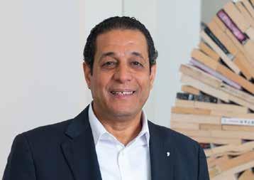 Influential hotelier: Mohamed Awadalla