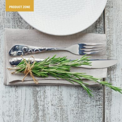 Tableware and glassware: fit for  Instagram
