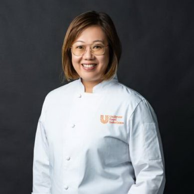 The lowdown on Unilever with chef Joanne Gendrano