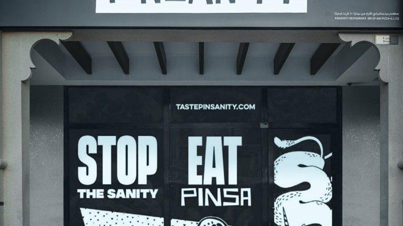 Italian Pinsa brand Pinsanity debuts in Saudi Arabia