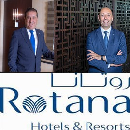 Rotana appoints two new GMs for its Beirut properties