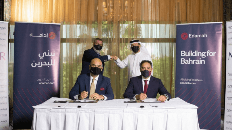 Edamah and Minor Hotels to develop two hotels at Bilaj Aljazayer