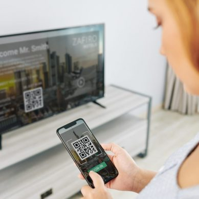 Why smart technology in hotels makes perfect sense