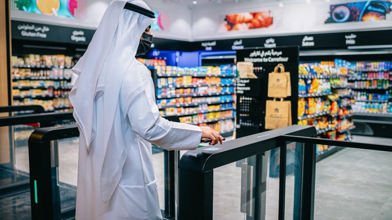 Majid Al Futtaim launches the region's first check-out free store