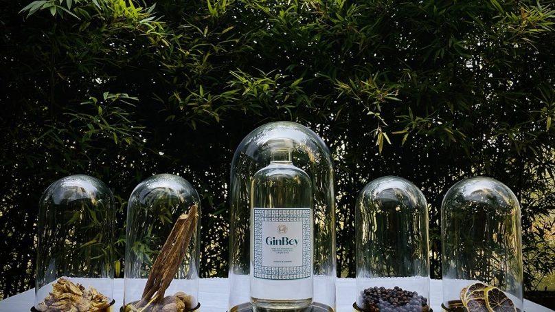 Domaine des Tourelles has launched GinBey, a Lebanese gin brand