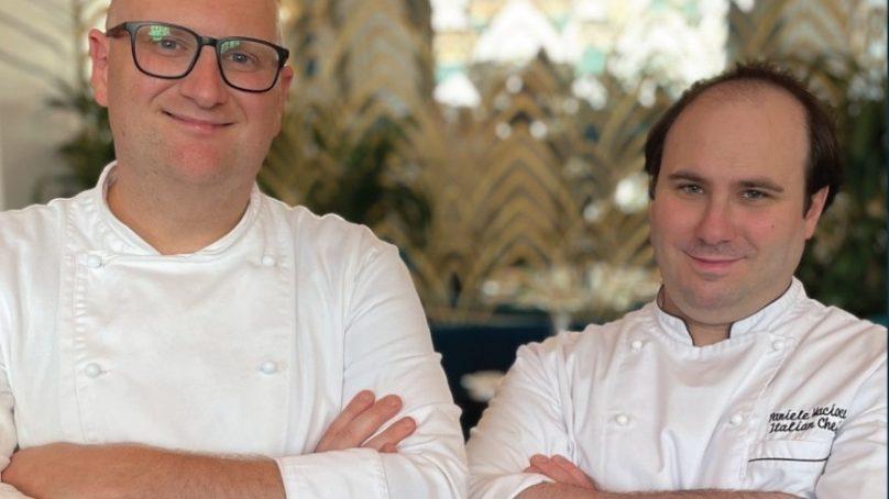 The Grand Hyatt Amman welcomes new chef