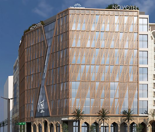 Accor expands its footprint in Saudi Arabia by signing first Novotel in Madinah