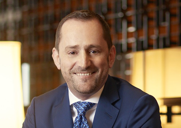 Influential hotelier: Simon Casson