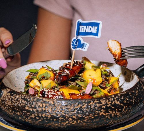 TiNDLE plant-based chicken to debut in the Middle East