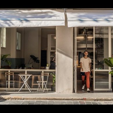 A peck of perfection on Beirut's Gouraud Street