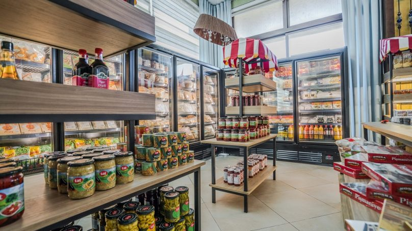 A new specialty gourmet grocer opened at Turkish Village