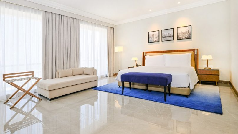 Fairmont Dubai completes first phase of renovation