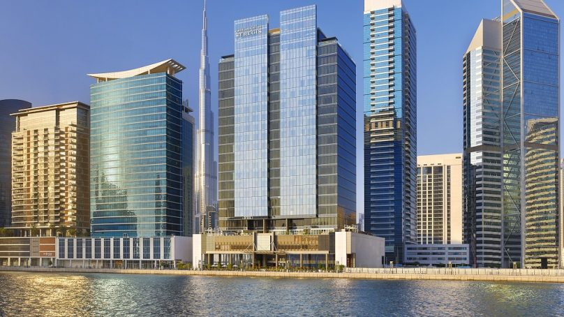 St. Regis Hotels & Resorts unveils a new property in Downtown Dubai